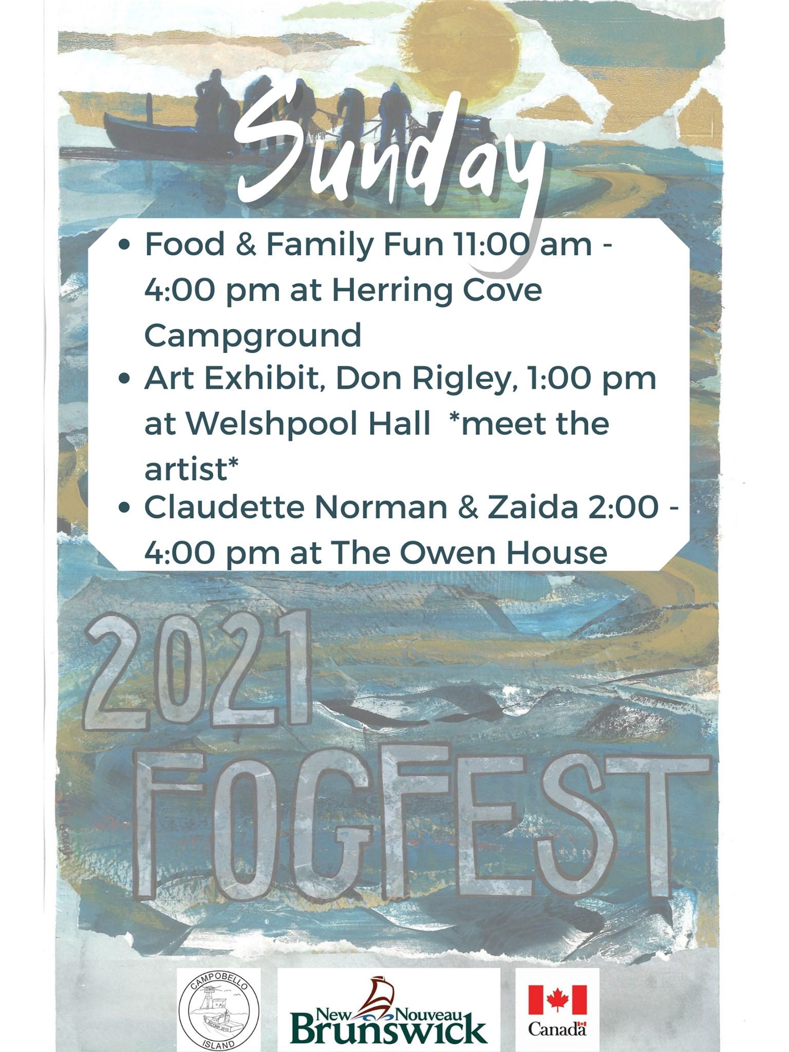 Fogfest - Sunday